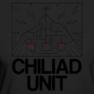 Chiliad Unit - Women's Organic T-shirt