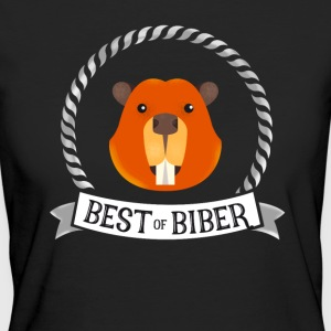 biber best great humor sänger fan musik just jubel - Frauen Bio-T-Shirt
