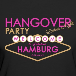 Hamborg Party shirt til damer - Organic damer