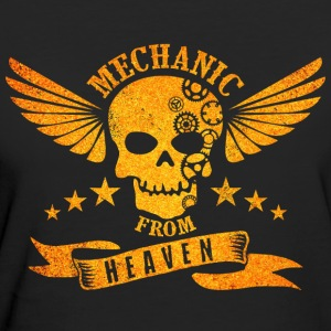 Meccanico From Heaven - T-shirt ecologica da donna