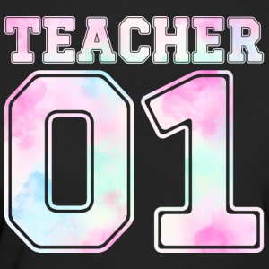 Teacher 01 - Frauen Bio-T-Shirt