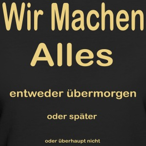 Motivationsspruch - Frauen Bio-T-Shirt