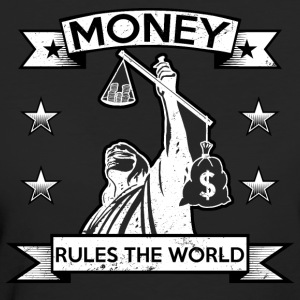 Money rules the world - injustice finances - Women's Organic T-shirt