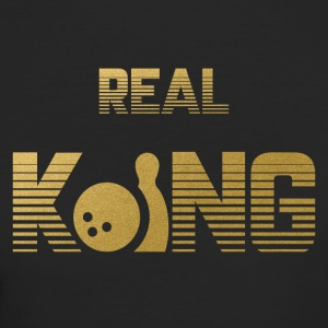 Real King - Bowling - Women's Organic T-shirt