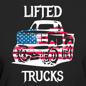 Lifted Trucks tuned offorad jeep cars - Women's Organic T-shirt