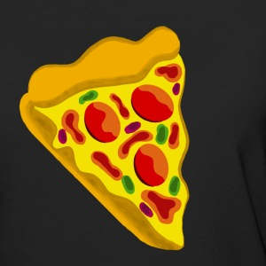 pizza slice! - T-shirt ecologica da donna