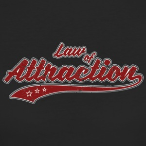 Law of Attraction Vintage - Women's Organic T-shirt