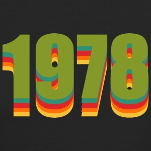 1978 rainbow - Frauen Bio-T-Shirt