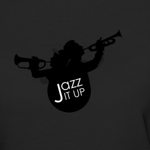 Jazz in su - T-shirt ecologica da donna
