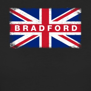 Bradford Shirt Vintage United Kingdom Flag T-Shirt - Women's Organic T-shirt