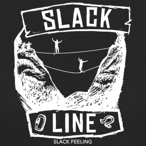 Slackline World - T-shirt ecologica da donna