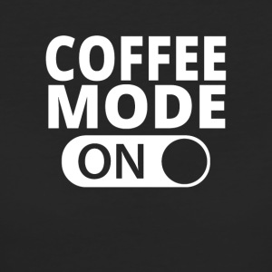 MODE ON COFFEE - Women's Organic T-shirt