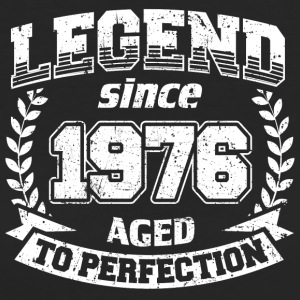 LEGEND VINTAGE depuis 1976 Mûr à point - T-shirt Bio Femme