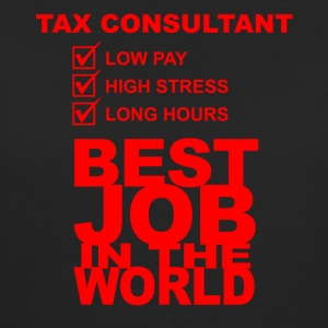 tax consultant - Frauen Bio-T-Shirt
