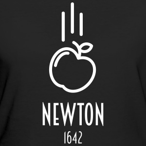 Sir Isaac Newton | Famous people - Women's Organic T-shirt