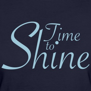 Time to shine - Women's Organic T-shirt