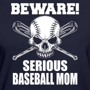 Baseball MOM - Women's Organic T-shirt