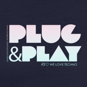 Collection PLUG & PLAY - Women's Organic T-shirt