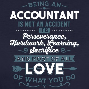 Love what you do - Accountant - Frauen Bio-T-Shirt