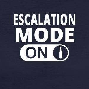 MODE ON ESCALATION - Frauen Bio-T-Shirt
