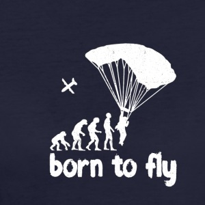 Evolution Skydiving - Women's Organic T-shirt