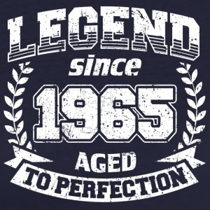 LEGEND VINTAGE depuis 1965 Mûr à point - T-shirt Bio Femme