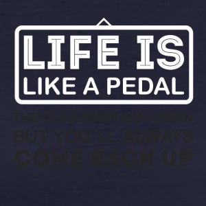 LIKE A PEDAL - Frauen Bio-T-Shirt