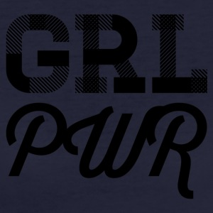 girlpower - Ekologisk T-shirt dam