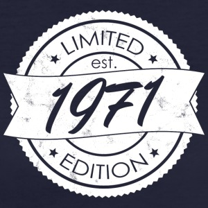 Limited Edition est 1971 - Women's Organic T-shirt