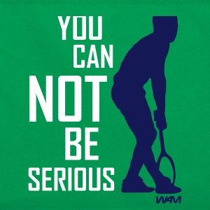 you cant be serious McEnroe by wam