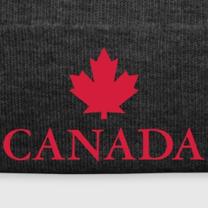 Canada Ottawa Maple Leaf Maple Leaf Canada America - Winter Hat