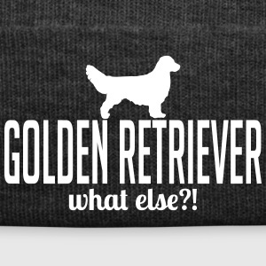 Golden retriever whatelse - Bonnet d'hiver