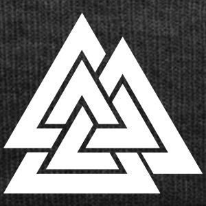 Valknut Hrungnir heart - Winter Hat