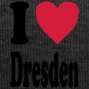 I love Dresden - Winter Hat
