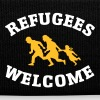 Refugees Welcome - Cappellino invernale