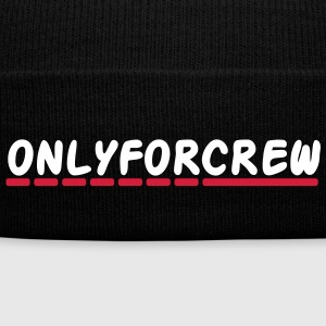 only for crew - Cappellino invernale