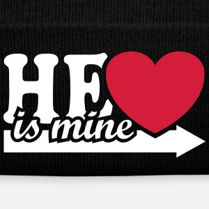 He is mine I love you my Boyfriend Freund Liebe