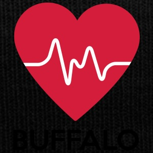 heart Buffalo - Winter Hat