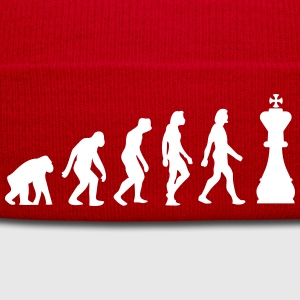 The Evolution Of Chess - Winter Hat