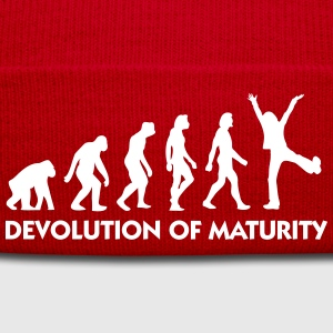 The Evolution Of Maturity - Winter Hat