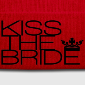 kiss the bride - Wintermütze