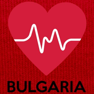 heart Bulgaria - Winter Hat