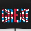 Great Britain Flag, British Flag, Union Jack, UK Flag - Umbrella (small)