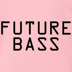 Future Bass - Organic Short-sleeved Baby Bodysuit
