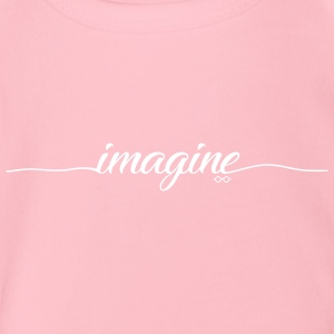 IMAGINE - Økologisk kortermet baby-body