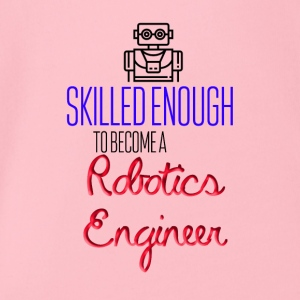 Robotics Engineer - Økologisk kortermet baby-body