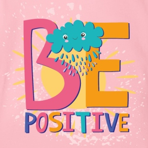 be positive - Baby Bio-Kurzarm-Body
