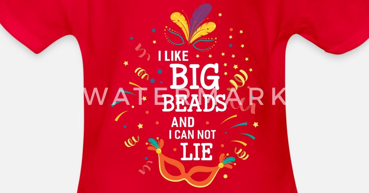e033dcbc Big Perler Mardi Gras Nice Carnival Kostyme Gave Økologisk kortermet  babybody | Spreadshirt