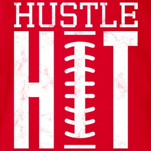 Super Bowl / Calcio: Hit Hustle - Body ecologico per neonato a manica corta