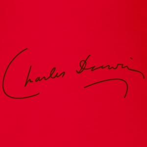 Signature Charles Darwin - Body bébé bio manches courtes